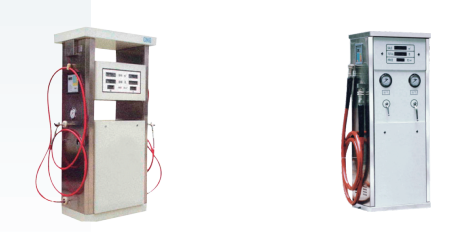 DISPENSER/TIME FILL POST/GAS DISCHARGE POLE