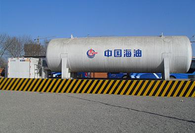 LNG заправка