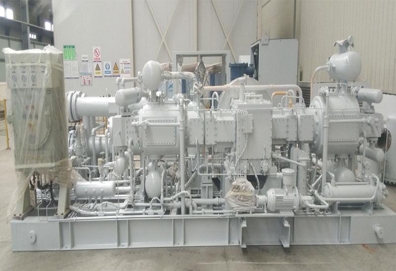 Промышленные газы/Заполнение цилиндров