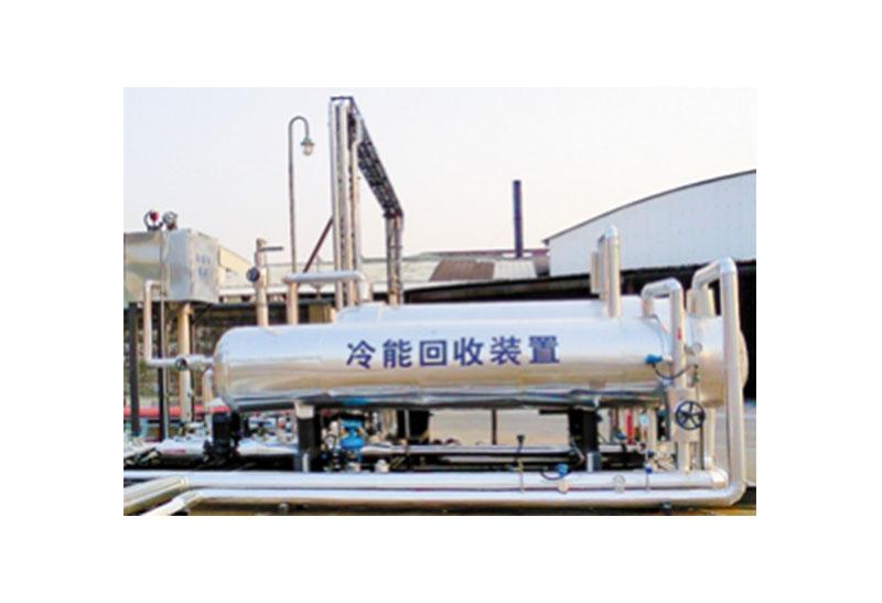 Система использования холодной энергии СПГ