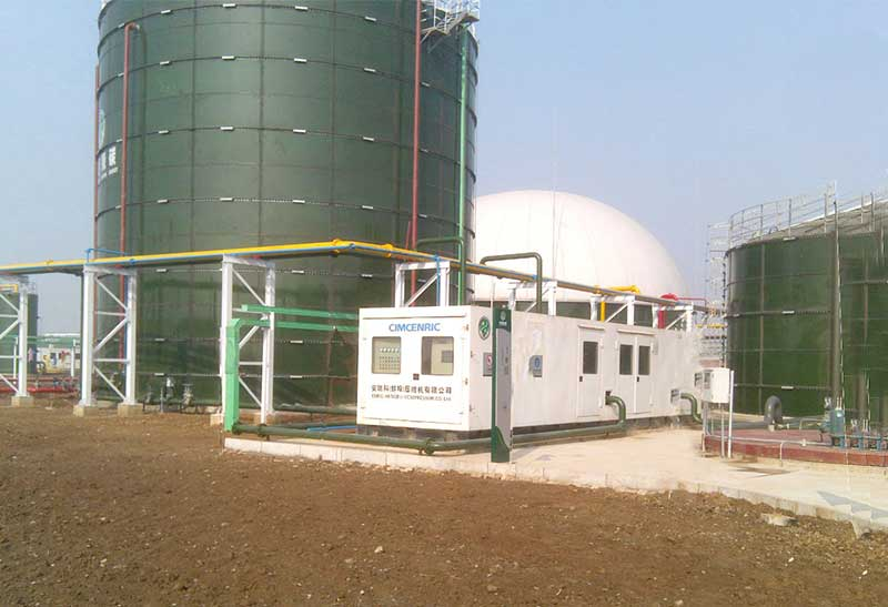 Решения системы метана